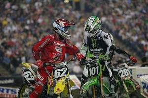 Dungey and Ben Townley