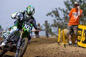 Townley's 2-1 gave him his first-ever AMA National win.