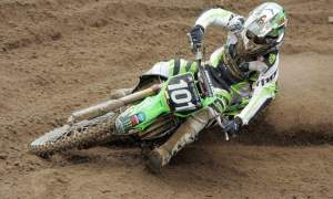 Townley has won every second moto thus far in 2007.