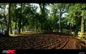 The Loretta Lynn's track groomed to perfection