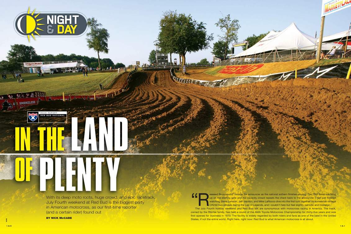 With deep roots, a huge crowd, and an epic racetrack, July Fourth