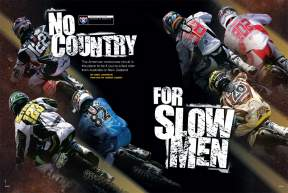 The American motocross