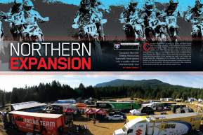 Racer X Canada's Danny