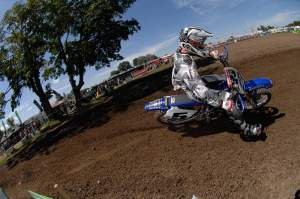 No longer chasing national titles, JSR now spends most of his time riding and racing his YZ250 two-stroke.