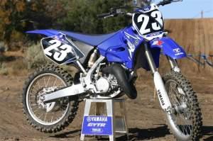 2009 Yamaha 125