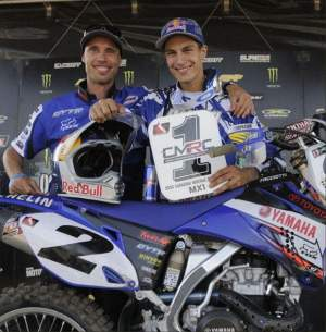 Blackfoot Yamaha's MX1 champion, Colton Facciotti, finished 28-13 at Steel City last Saturday.