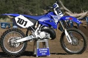 2009 Yamaha 250