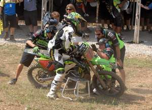 Ryan Villopoto had a terrible day in Pennsylvania.
