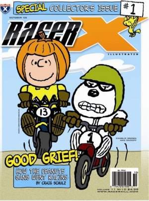 Racer X October 2008