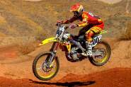 Mike Alessi Supercross Testing