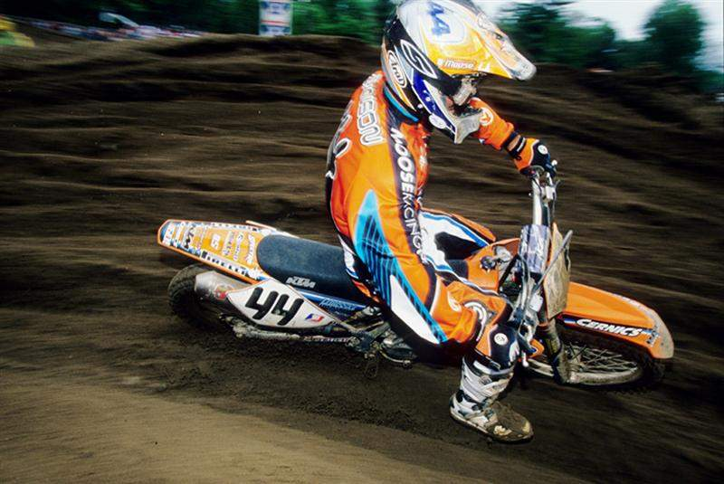 New England's Keith Johnson was national number 44 in 2003. Keith made an appearance at Loretta Lynn's this summer and laid a beat down on the Junior 25 Plus and Vet 35 Plus classes.