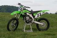 2009 Kawasaki KX450F Video