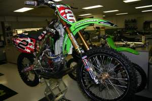 Check out RV's MXoN bike