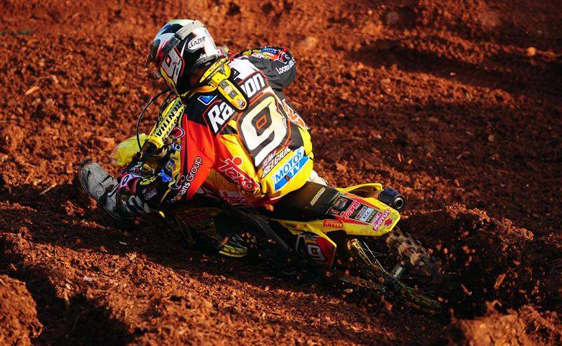 2007 MX1 World Champion Steve Ramon is Belgium's Open class entry this year