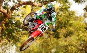 Dano Legere puts the CRF through its paces.