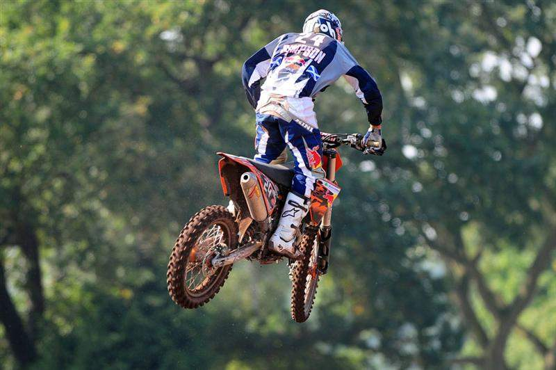 Shaun Simpson is moving up to the factory KTM squad next year.