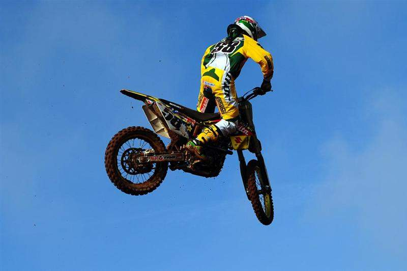 Reed hopes to lead Australia to their first MXoN win