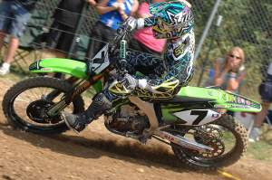James Stewart leads Team USA