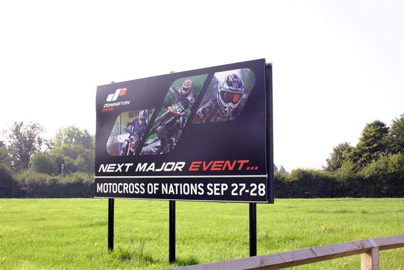 Welcome to Donington Park