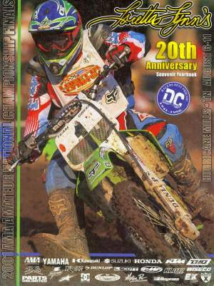 2001 Loretta Lynn's Program: