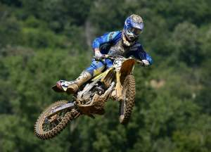 Shane went 19-19 at Millville for his best finish of the season