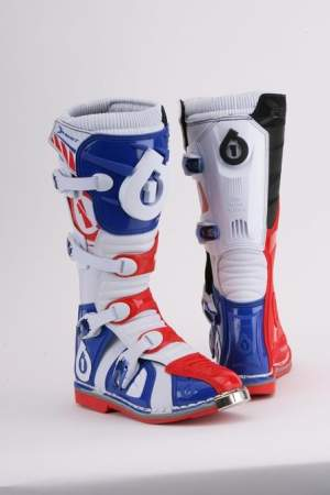 Check out Tim Ferry's MXoN boots