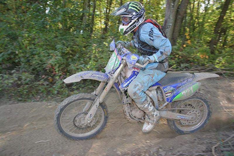 The other Jason Thomas, from Wales, took 2nd place in the XC2 class on his Monster Energy/Andrews Yamaha ride.
