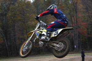 Look for the Canadian kid to race some AMA Arenacross this winter.