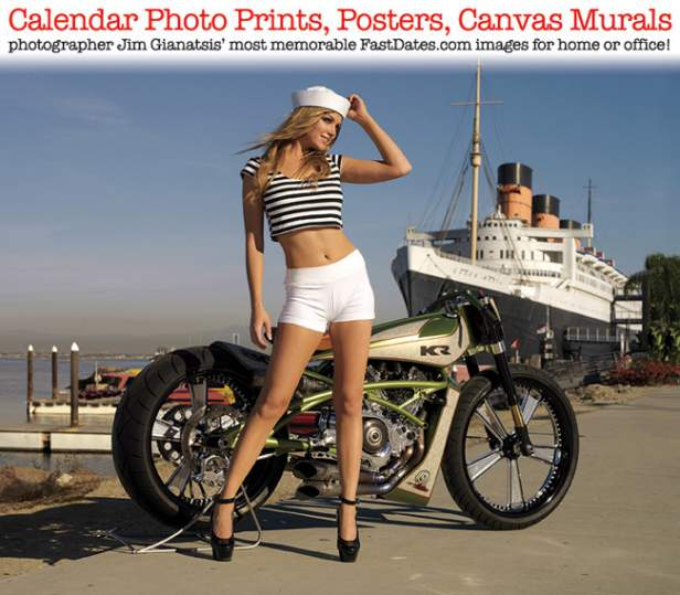 vintage posters calendar 2008