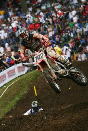 Jimmy Albertson has a new home with Troy Lee Designs Honda for West Coast SX