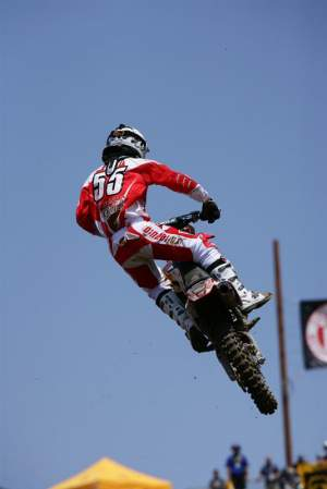 Balbi at Hangtown this summer