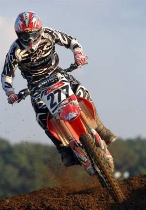 250A race winner Taylor Futrell