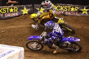 Ryan Dungey was tough on the 250F
