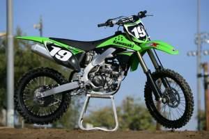 2009 Kawasaki KX250F