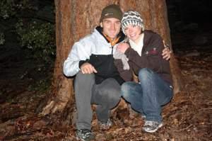Brett and Sheena
