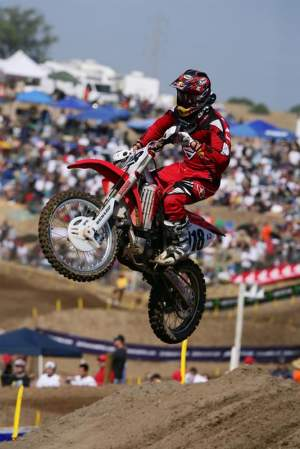 Davi Millsaps at Hangtown
