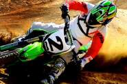 Ryan Villopoto's First 450 Ride