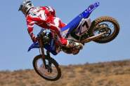 James Stewart's First Yamaha Test
