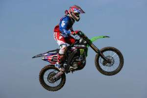 Ryan Villopoto is three-for-three at the Motocross of Nations
