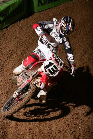 Former World SX champion Heath Voss is available