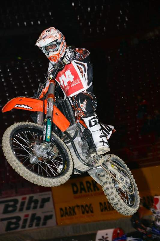 Don't count out MDK KTM's Justin Brayton