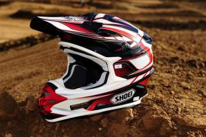 The new Shoei VFX-W helmet