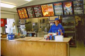 That could be you eating the Blizzard mix-ins behind the counter