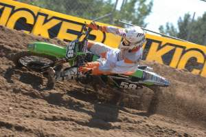Kyle Cunningham at Southwick