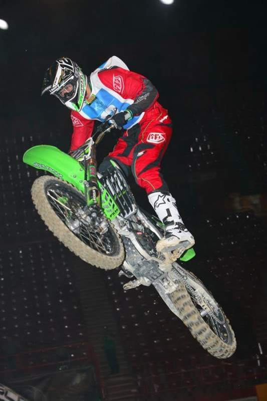 David Vuillemin is the Man at Bercy