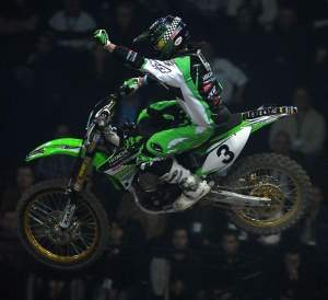 Jeff at the Zurich Supercross