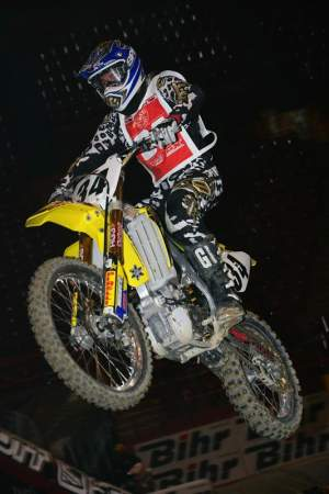 Matt Goerke is debuting his new Suzuki