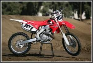 2009 Honda CRF450