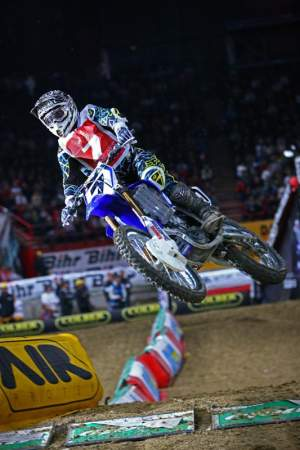 James Stewart was stunning in France