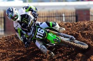 Ryan Morais is pumped on his new Pro Circuit ride